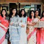 Part of the hardworking Maitree Team